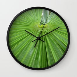 Nature's Curves Wall Clock