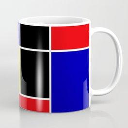 Mondrian #49 Coffee Mug
