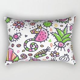 Sarapos Mex Rectangular Pillow