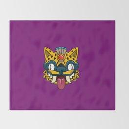 El tigre Throw Blanket