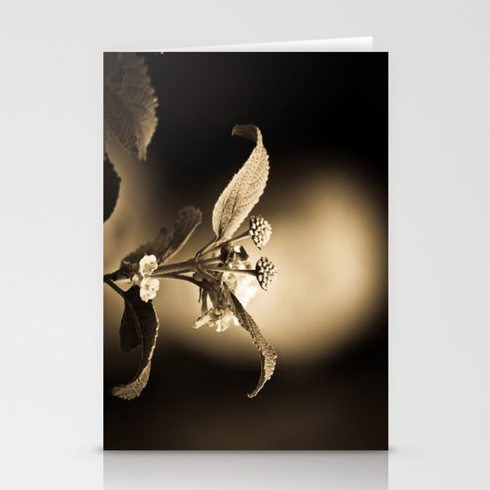 Venus in Flowers Stationery Cards