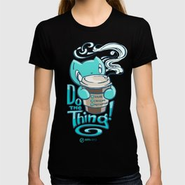 Scribbles: DO THE THING T-shirt
