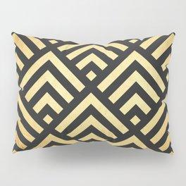 Golden pattern III Pillow Sham