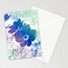 Rainbow Cosmos Stationery Cards