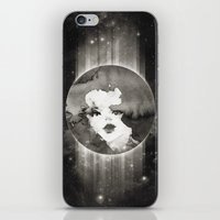 planet iPhone & iPod Skins featuring Planet by Ozghoul
