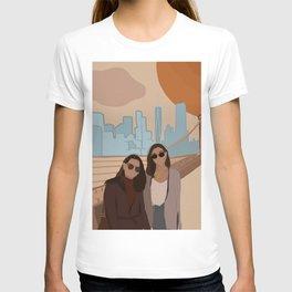 Brooklyn Bridge BFF T-shirt