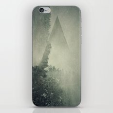 Hidden on the Hill iPhone & iPod Skin