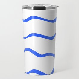 Mariniere marinière – new variations I Travel Mug