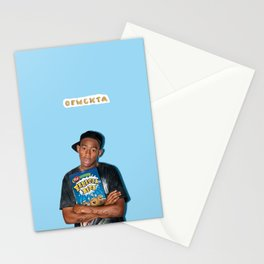 Felicia Bits | Rappers and Cereal Stationery Cards
