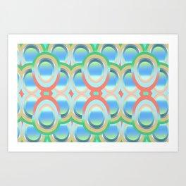 Westwork - as Pastel as I get Art Print