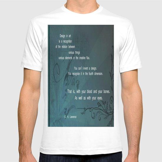 Design Quote T-shirt