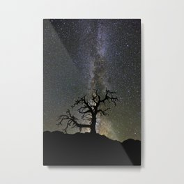 Milky Way ~ Lone Pine Metal Print