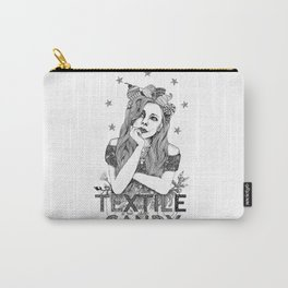 Textile candy Carry-All Pouch