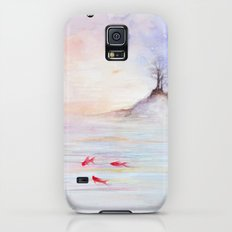 Red fish Galaxy S5 Slim Case