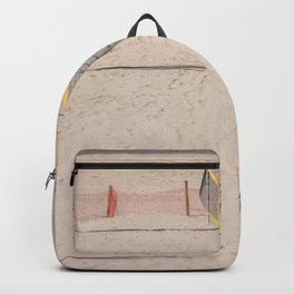 volleyball beach Backpack