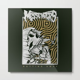 Messengers_Rotting Away Metal Print