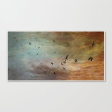 Bird Panel I Canvas Print