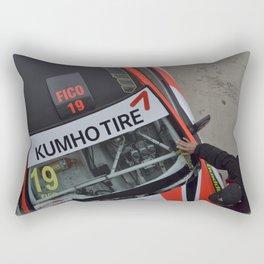 Racer cars Rectangular Pillow