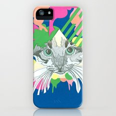 Cats Eyes Slim Case iPhone (5, 5s)
