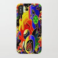 cosmic iPhone & iPod Cases featuring Cosmic by JT Digital Art