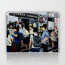 Lukes Lobster Laptop & iPad Skin