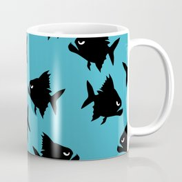 Angry Animals - Piranha Coffee Mug