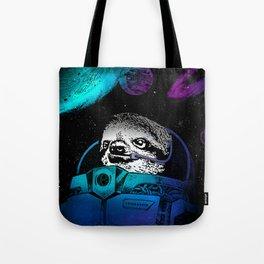 Astronaut Sloth 2 Tote Bag