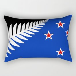 NZ flag (that nearly made it) 2016 Rectangular Pillow