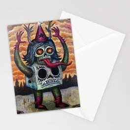 The Blood of Cain Stationery Cards