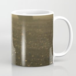 Black beach Coffee Mug
