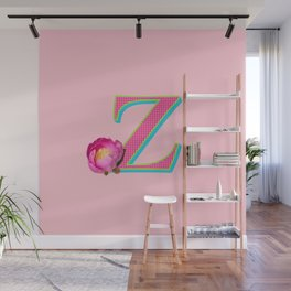 BOLD Z Wall Mural