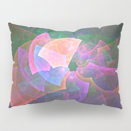Kaleidoscope Vision Pillow Sham