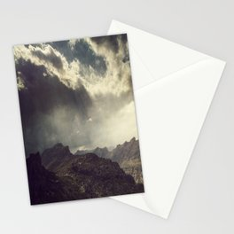 wild land Stationery Cards