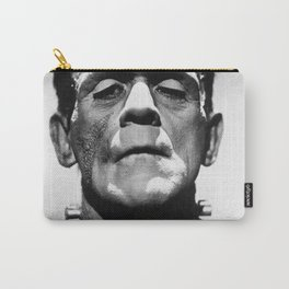 Frankenstein's Monster - Classic Horror Movies Carry-All Pouch