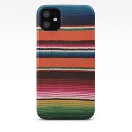 BEAUTIFUL MEXICAN SERAPE iPhone Case