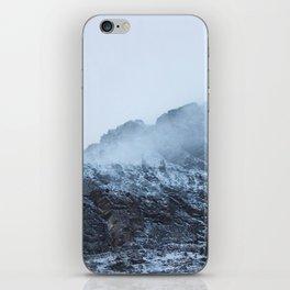 glacier ntl park part 3 iPhone Skin