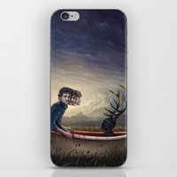 hannibal iPhone & iPod Skins featuring HannibaL by muratturan