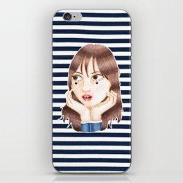 Chung-y iPhone Skin