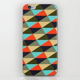 Ternion Series: Wintertide Festival Motif iPhone Skin
