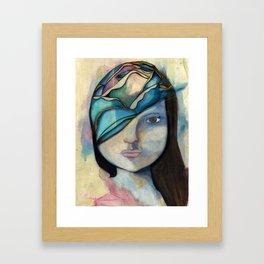 Kung Makalimtan (If You Forget) Framed Art Print