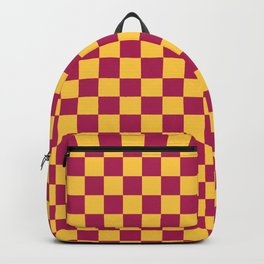 Checkered Pattern VII Backpack