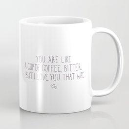 Like a coffee Coffee Mug