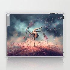 VIRGO from the Dancing Zodiac Laptop & iPad Skin