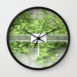 Ivy 2 Wall Clock