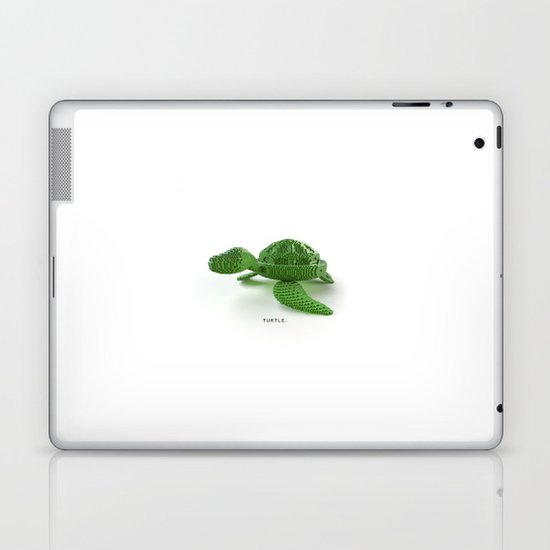 turtle. Laptop & iPad Skin