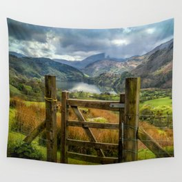 Valley Gate Wall Tapestry