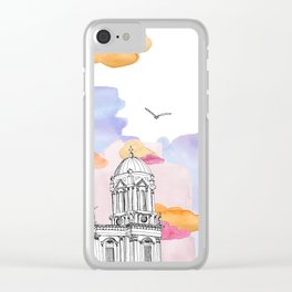Berlin Cathedral (Berliner Dom) daytime. Clear iPhone Case