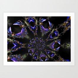 Otherworld V1 2 Art Print