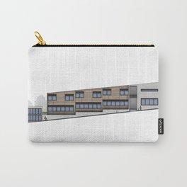 School Facade Carry-All Pouch