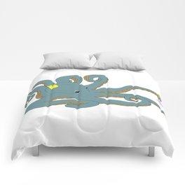 Octobarbie Comforters